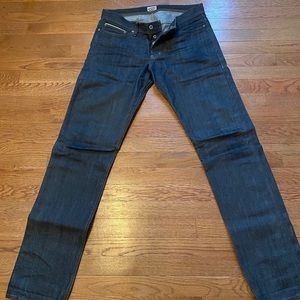Naked and Famoud Weird Guy Jeans